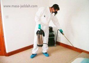 شركة رش مبيدات جدة
