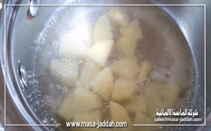 سلق البطاطس
